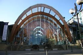 Millenium Galleries Sheffield