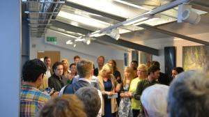 Blue Owl Art launch event