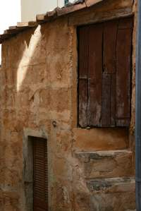 Old doorways