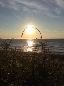 Sunset, Cei Bach