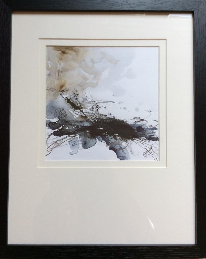 Fading Light, Water's Whisperings Carolyn J roberts Artist