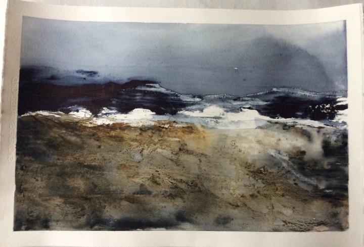 Carolyn J Roberts Artist Shorelines