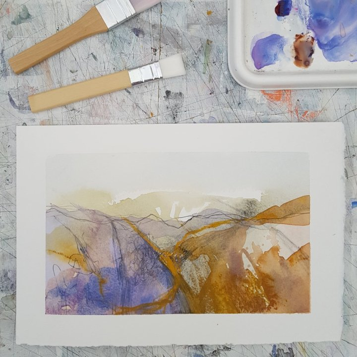 Watercolour gold and purple.jpg