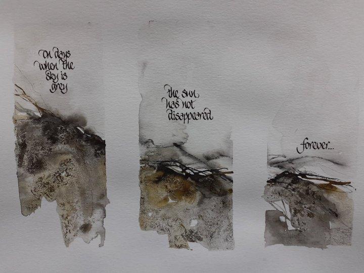 Carolyn J Roberts Artist/Brian Whitmore